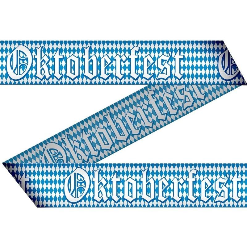 Oktoberfest/Bierfeest markeerlint 15 meter