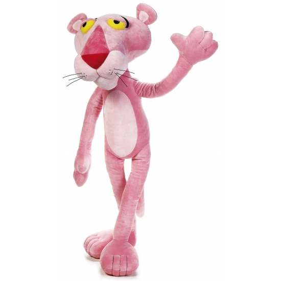 Pink panther knuffel 100 cm