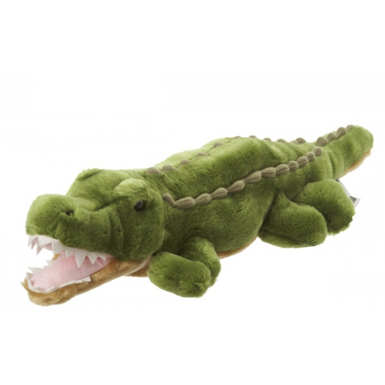 Pluche knuffeldier krokodil 48 cm