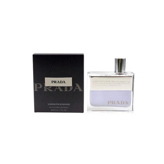 Parfums Geen Prada amber pour homme 50 ml