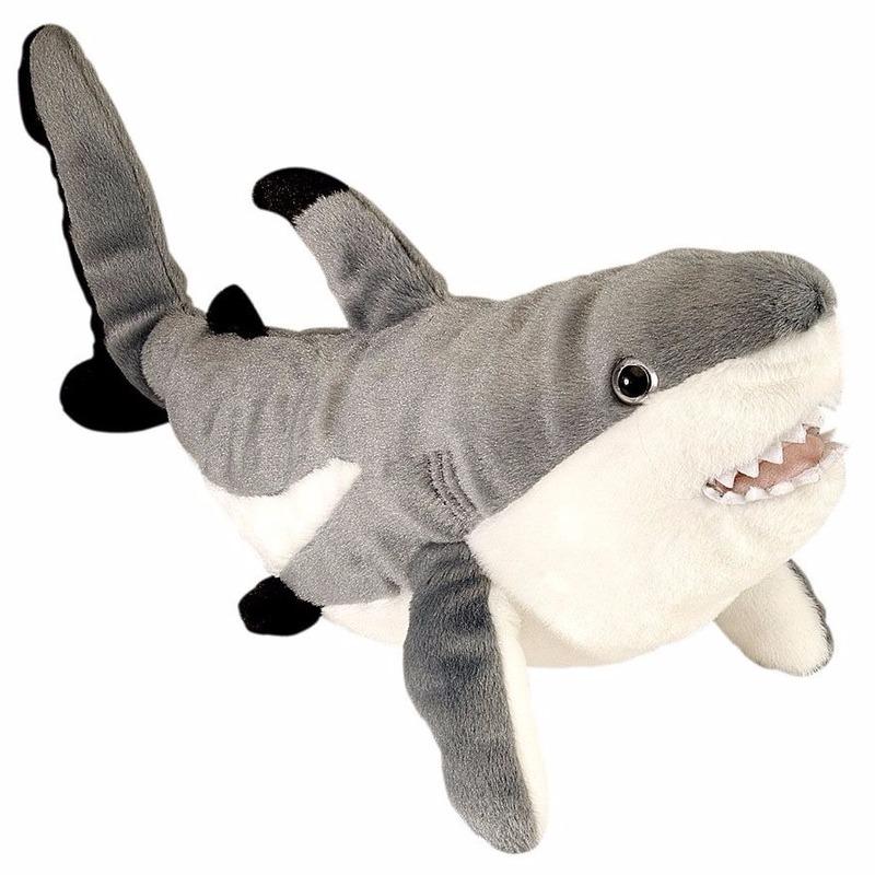 Rif haaien knuffels 30 cm