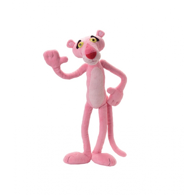 Roze knuffel Pink Panther 47 cm