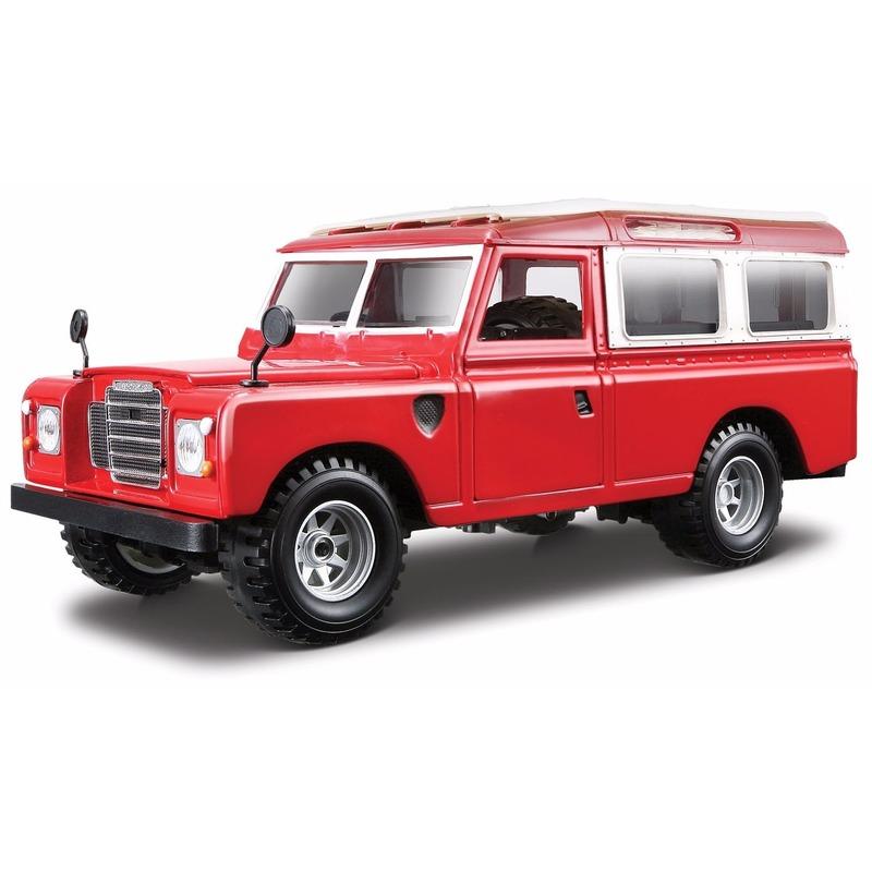 Schaalmodel Land Rover Defender 110 1:24
