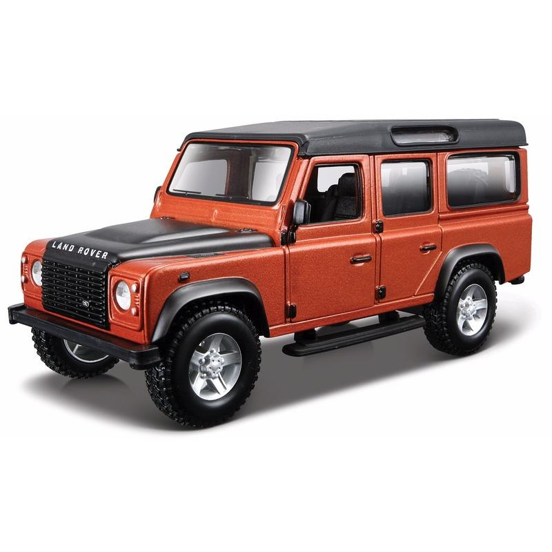 Schaalmodel Land Rover Defender 110 1:32
