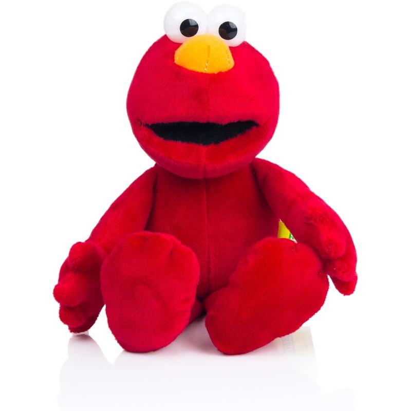 Sesamstraat Elmo pluche knuffeltje 25 cm