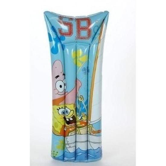Spongebob luchtbed 140 x 64 cm