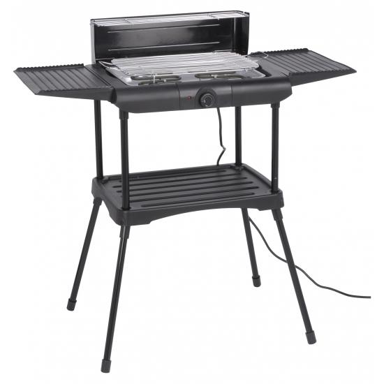 Staande elektrische barbecue 51 cm