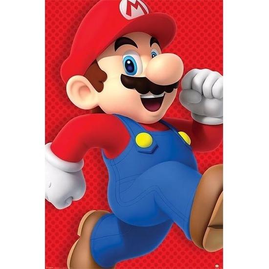 Super Mario kinder posters 61 x 92 cm
