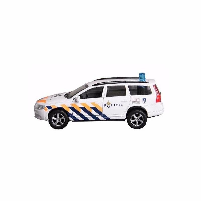 Terug trek politie auto