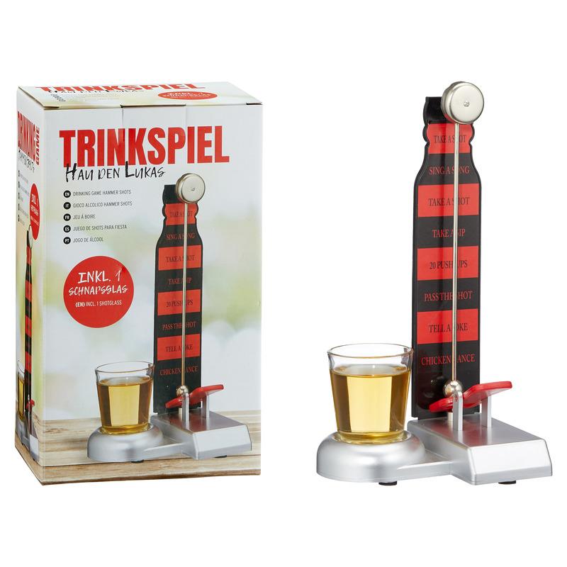 Drankspel-drinkspel kop van Jut spel 22 cm