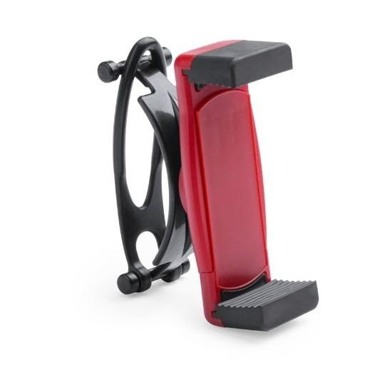 Universele rode telefoonhouder voor op de fiets